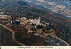 Covenant College - Atop Lookout Mountain