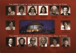 2002 Women's Basketball Hall of Fame