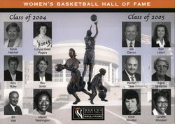 Women's Basketball Hall of Fame 2004-2005