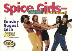 Spice Girls - Wild! In Concert