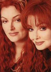 The Judds Postcard