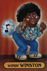 Garbage Pail Kids: Windy Winston