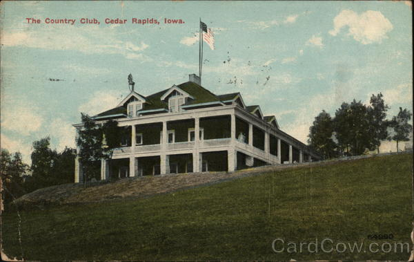 The Country Club Cedar Rapids Iowa
