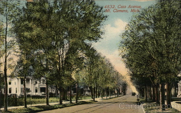 4832. Cass Avenue Mount Clemens Michigan