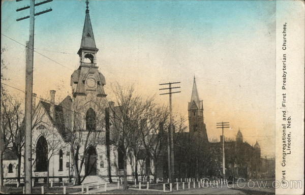 First Congregational and First Presbyterian Churches ...