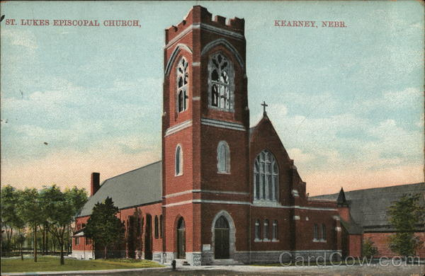St. Lukes Episcopal Church Kearney Nebraska