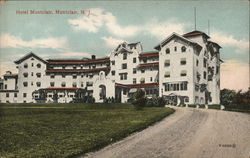 Hotel Montclair Postcard