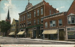 Plainfield Theatre Postcard