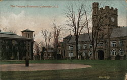 The Campus, Princeton University