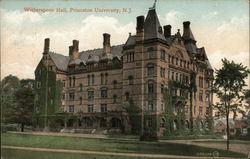 Witherspoon Hall, Princeton University