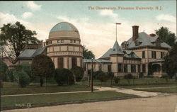 The Observatory, Princeton University
