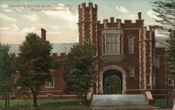 Dormitory Erected by the Class, 1875, Princeton University