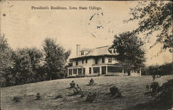 President's Residence, Iowa State College
