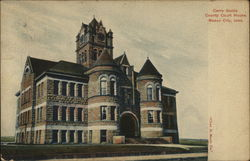 Cerro Gordo County Court House