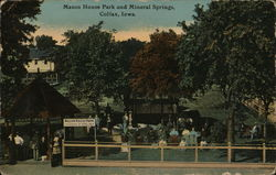 Mason House Park and Mineral Springs