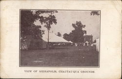 Chautauqua Park Grounds
