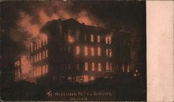 Mondamin Hotel Fire