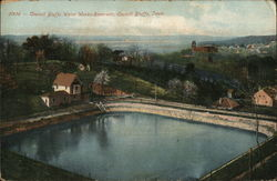Council Bluffs Water Works-Reservoir