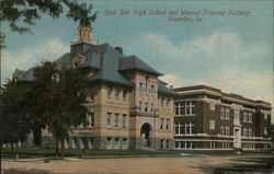 East Side High School and Manual Training Building