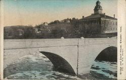 Keystone Bridge and Court House