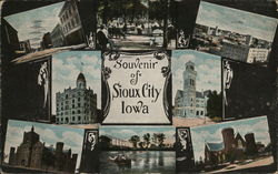 Souvenir of Sioux City