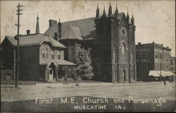 First Methodist Episcopal Church and Parsonage