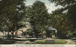 Manistee Michigan Vintage Postcards & Images