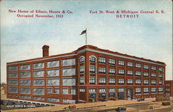 New Home of Edson, Moore & Company