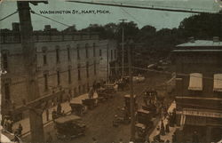 Washington St. Postcard