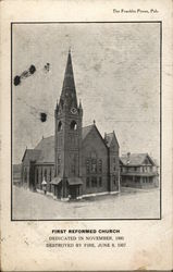 First Reformed Church
