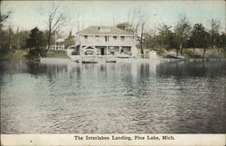 The Interlaken Landing, Pine Lake