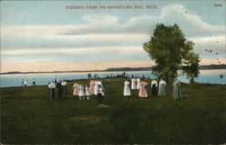 Virginia Park, Macatawa Bay