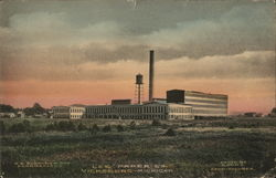 Lee's Paper Co. Postcard