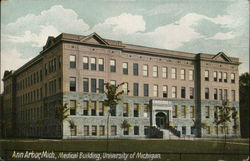 Medical Building, University of Michigan