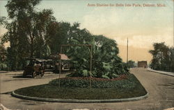 Auto Station for Belle Isle Park