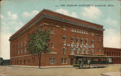 The Saginaw Auditorium
