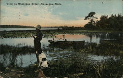 View on Muskegon River