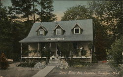Three Pines Inn, Crystalia