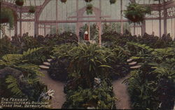 The Fernery, Horticultural Building