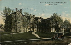 Brownell Hall, 10th and Worthington