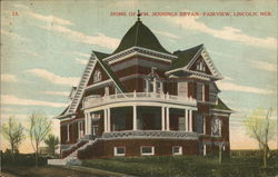 Fairview, Home of William Jennings Bryan