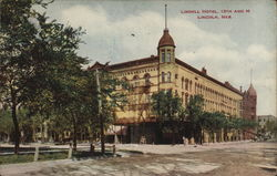 Lindell Hotel, 13th and M