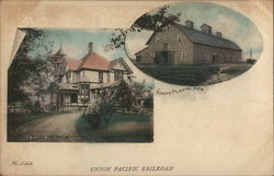Buffalo Bill (Col. Cody)'s Residence