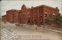 Exchange Building, Union Stock Yards