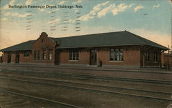 Burlington Passenger Depot