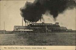 The American Beet Sugar Factory