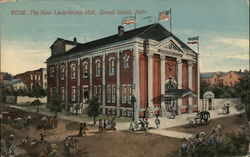 The New Liederkranz Hall