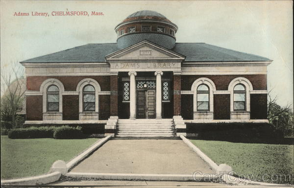 Adams Library