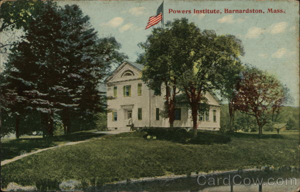 Powers Institute Bernardston Massachusetts