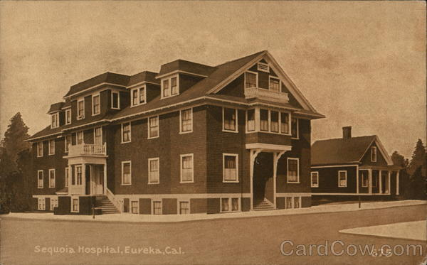 Sequoia Hospital Eureka California